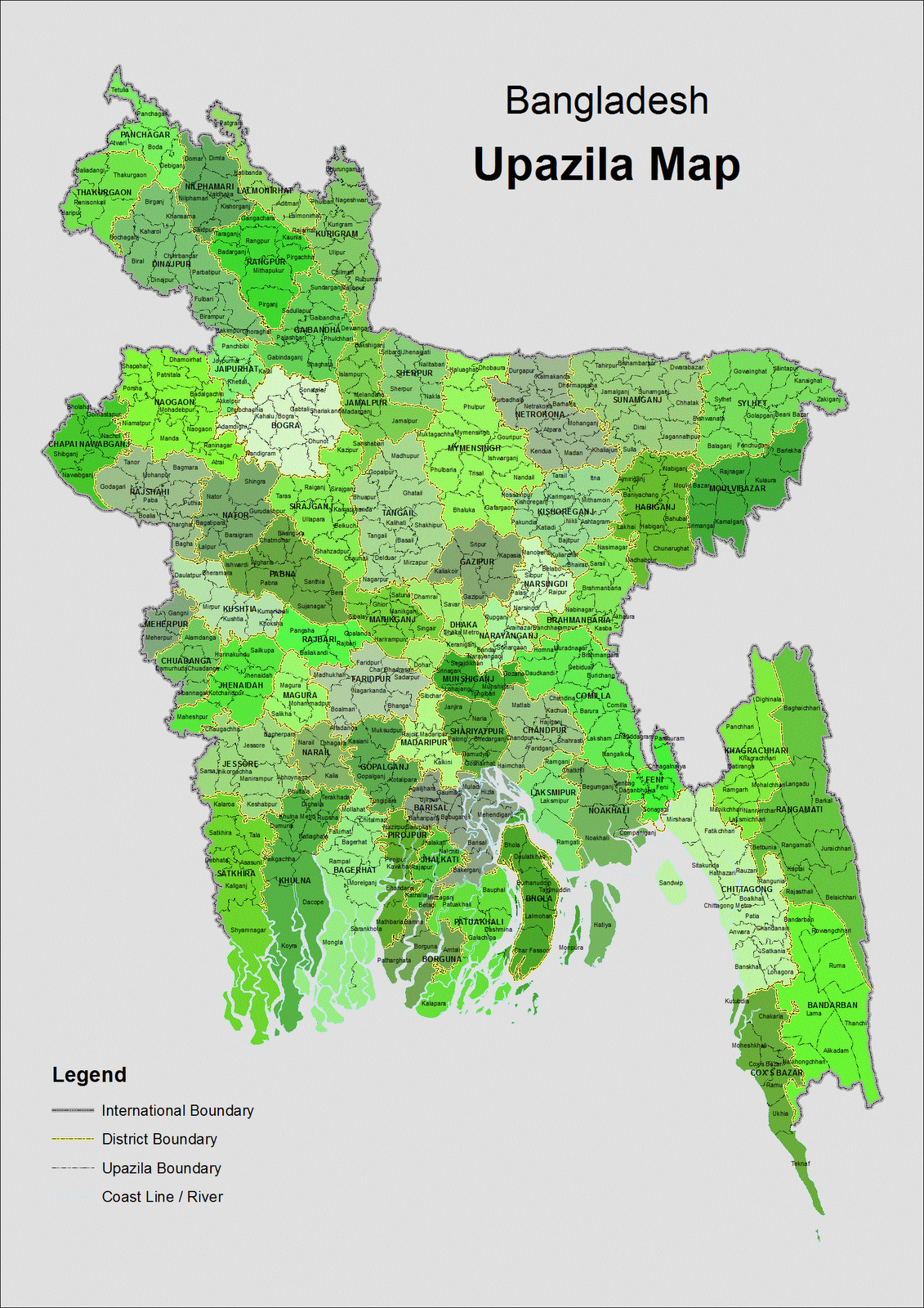 Bangladesh On Map Of Asia.Maps Of Bangladesh Detailed Map Of Bangladesh In English Tourist