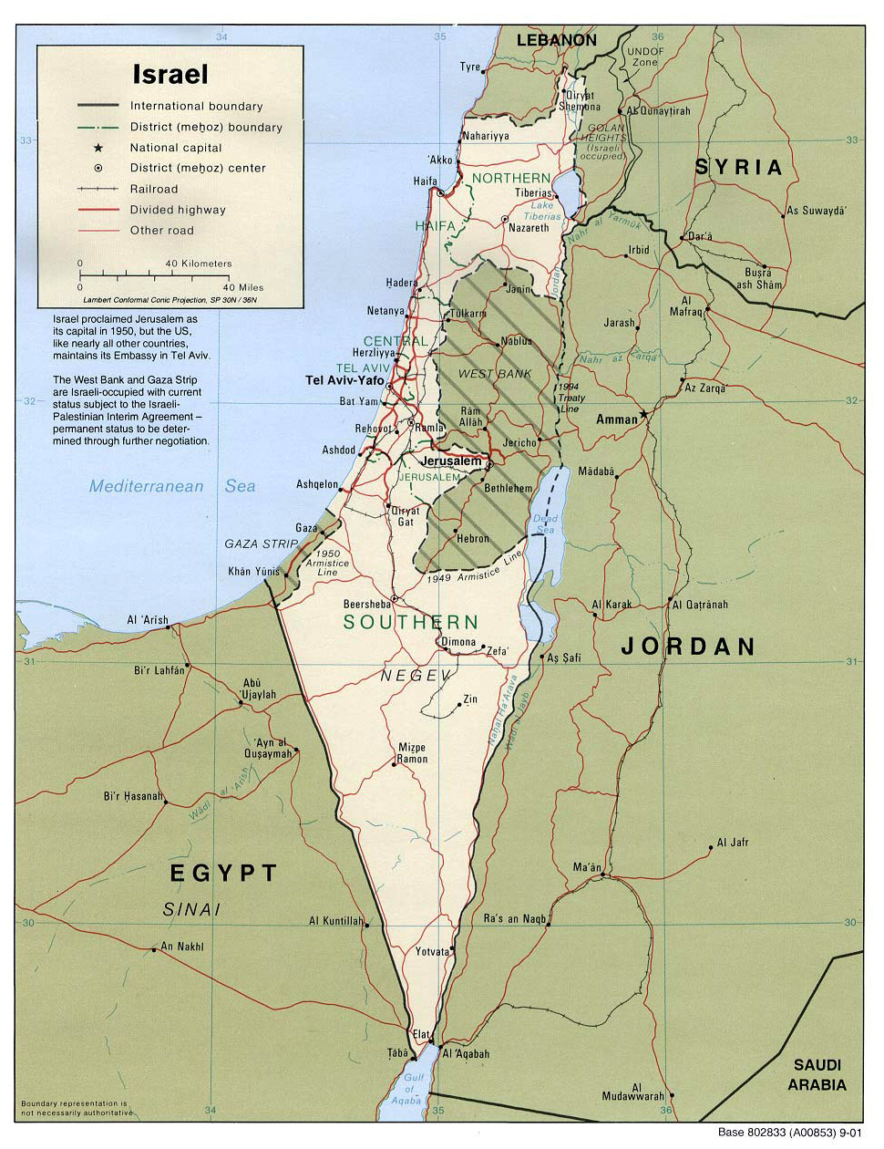 Political World Map 1950.Maps Of Israel Detailed Map Of Israel In English Tourist Map Of