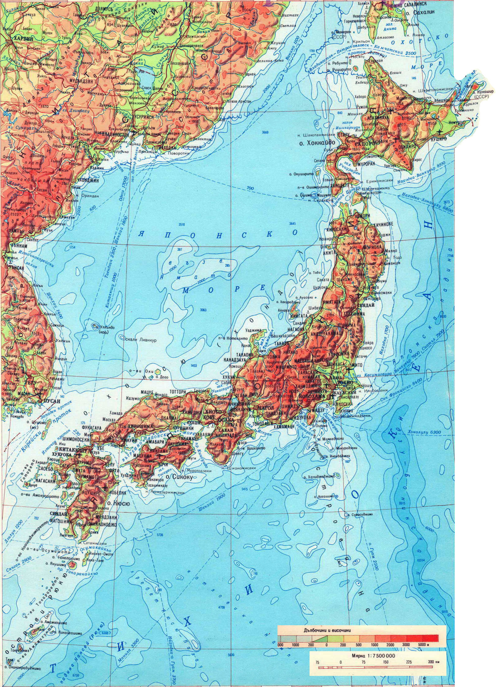 Maps Of Japan Detailed Map Of Japan In English Tourist Map Of - Japan map english version