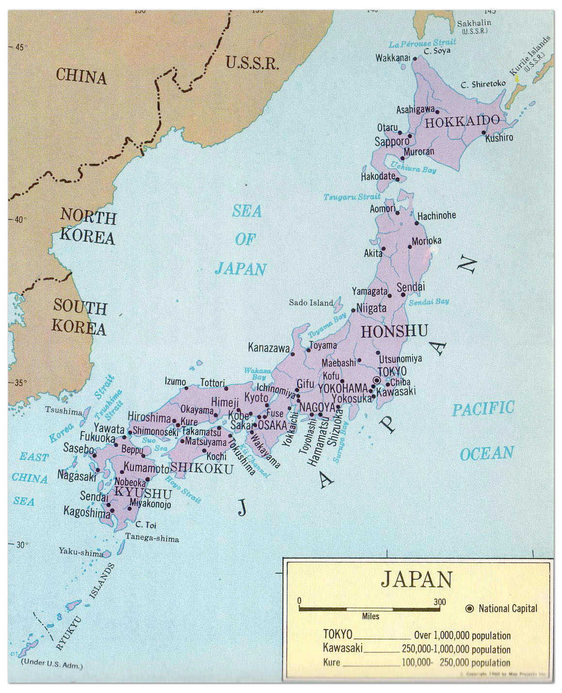 Maps Of Japan Detailed Map Of Japan In English Tourist Map Of - Japan map political