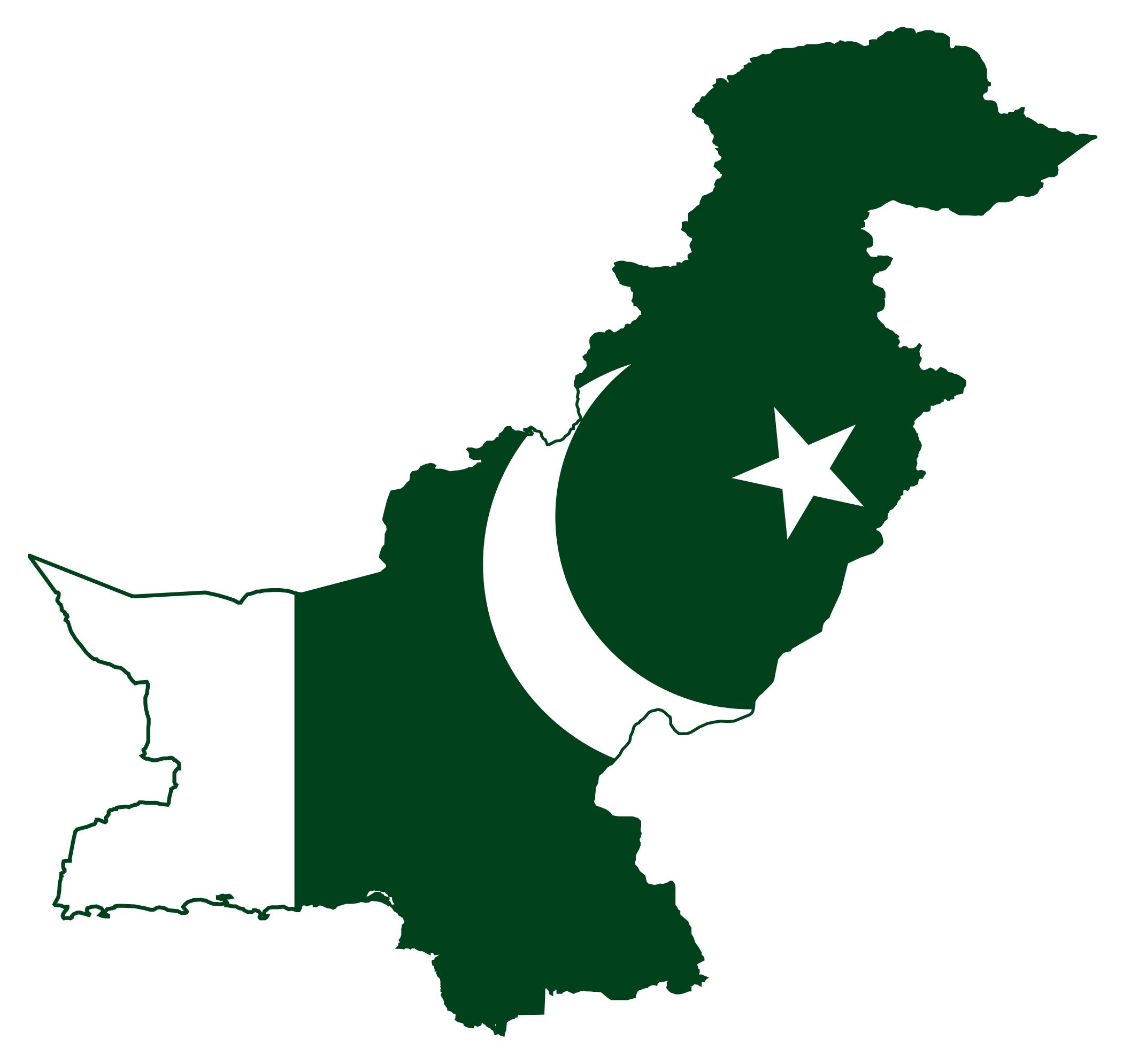 Maps Of Pakistan Detailed Map Of Pakistan In English Tourist - Maps pakistan