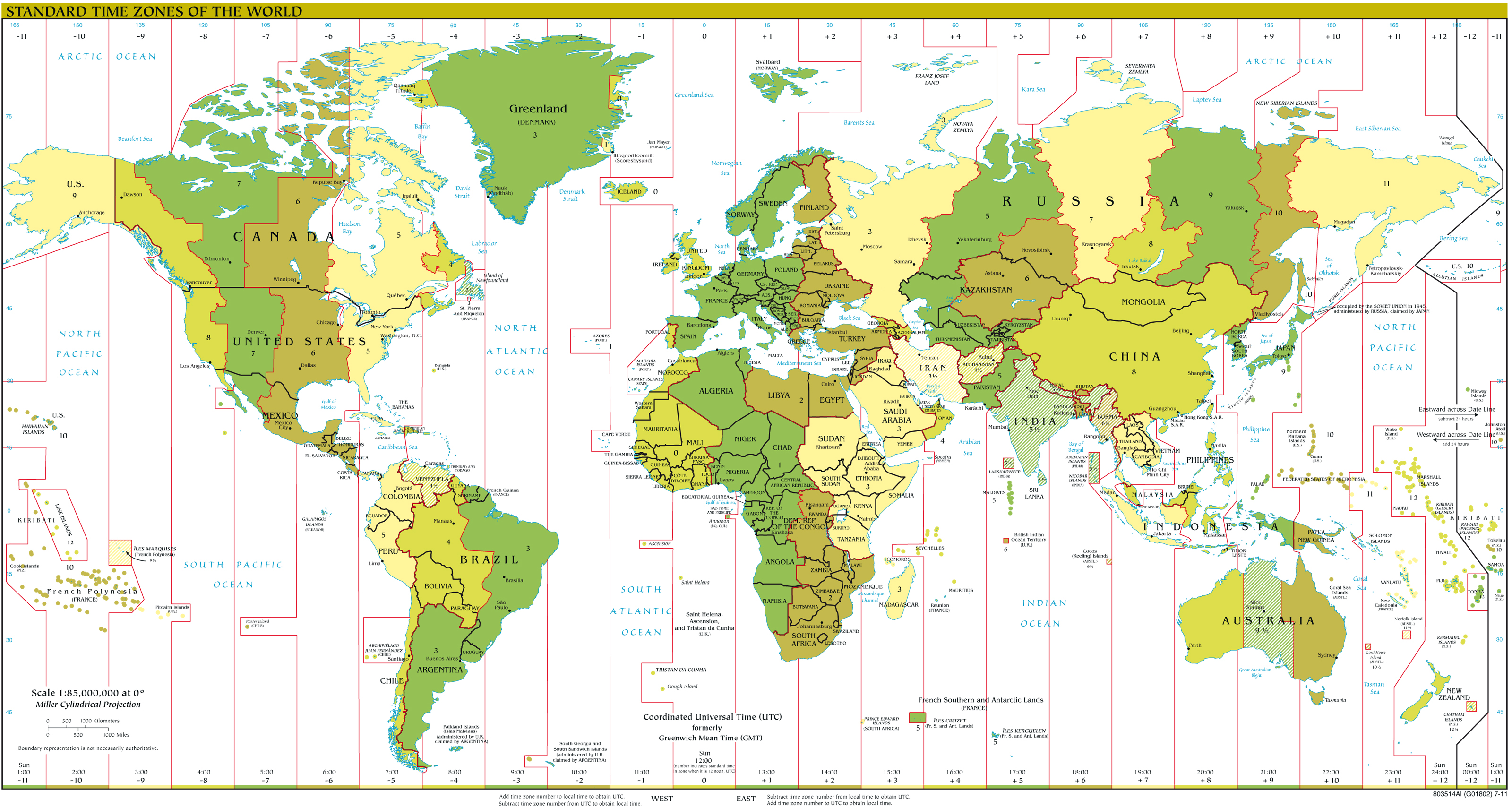Maps of the World World maps Political maps