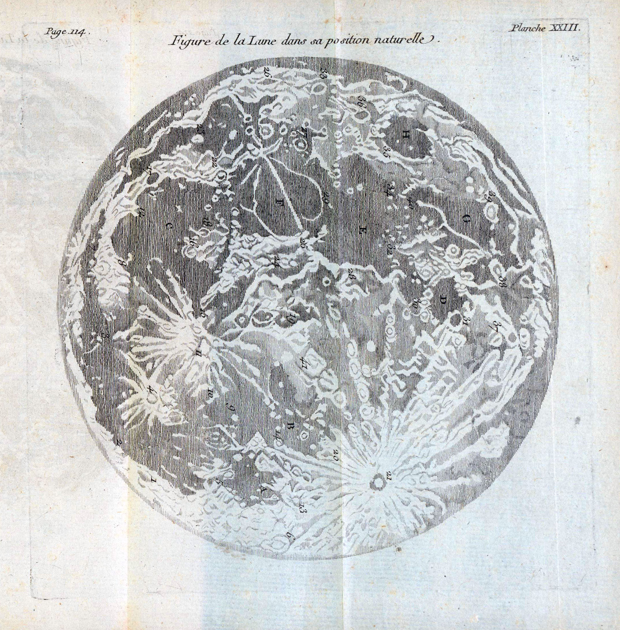 Maps of the Moon | Map collection of the Moon (Moon Maps ...