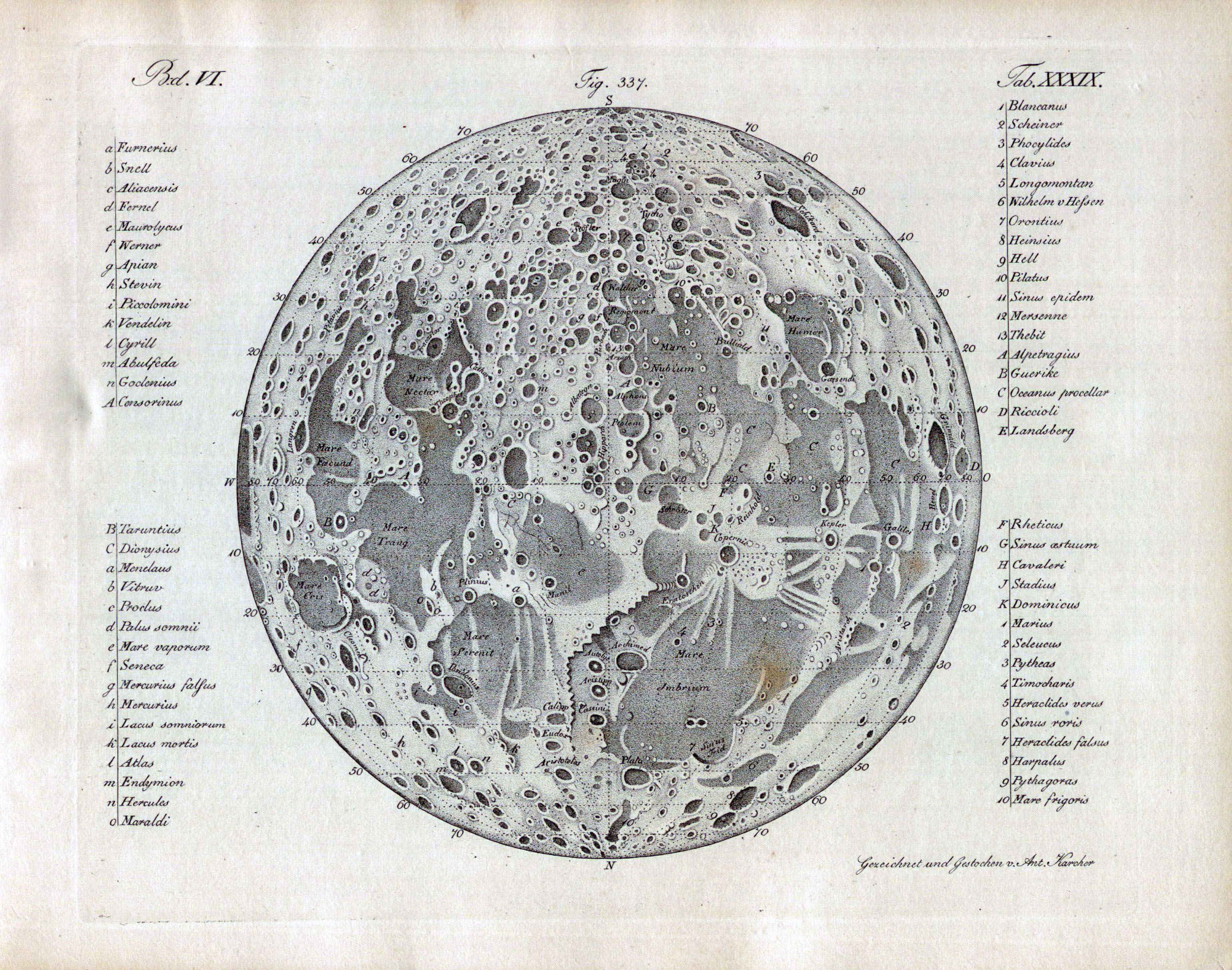Maps of the Moon Map collection of the Moon Moon Maps