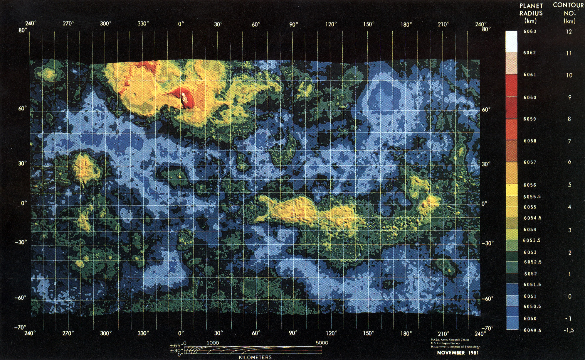 Maps of Venus | Map collection of Venus (Venus Maps) | Solar ... Venus As A Map on terraformed moon map, earth as a map, earthsea map, mars elevation map, victoria as a map,